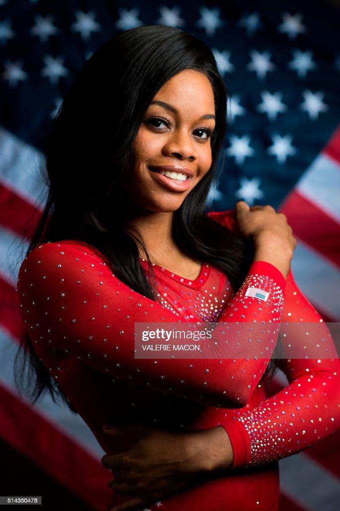 US-OLYMPICS-ATHLETE-PORTRAITS : ニュース写真