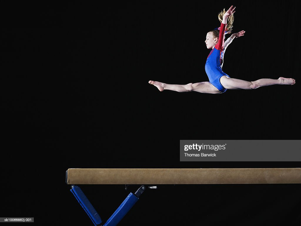 balance beam stock photos and pictures getty images