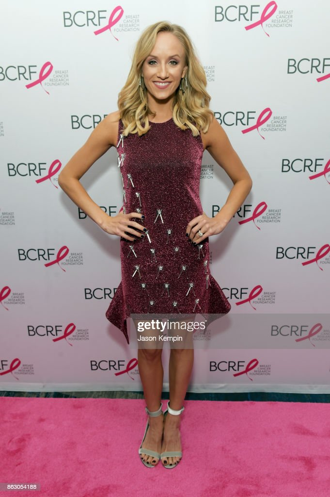 Breast Cancer Research Foundation New York Symposium and Awards Luncheon - Arrivals