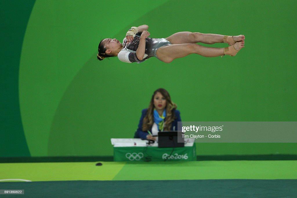 Artistic Gymnastics - Rio de Janeiro Olympics 2016 : News Photo