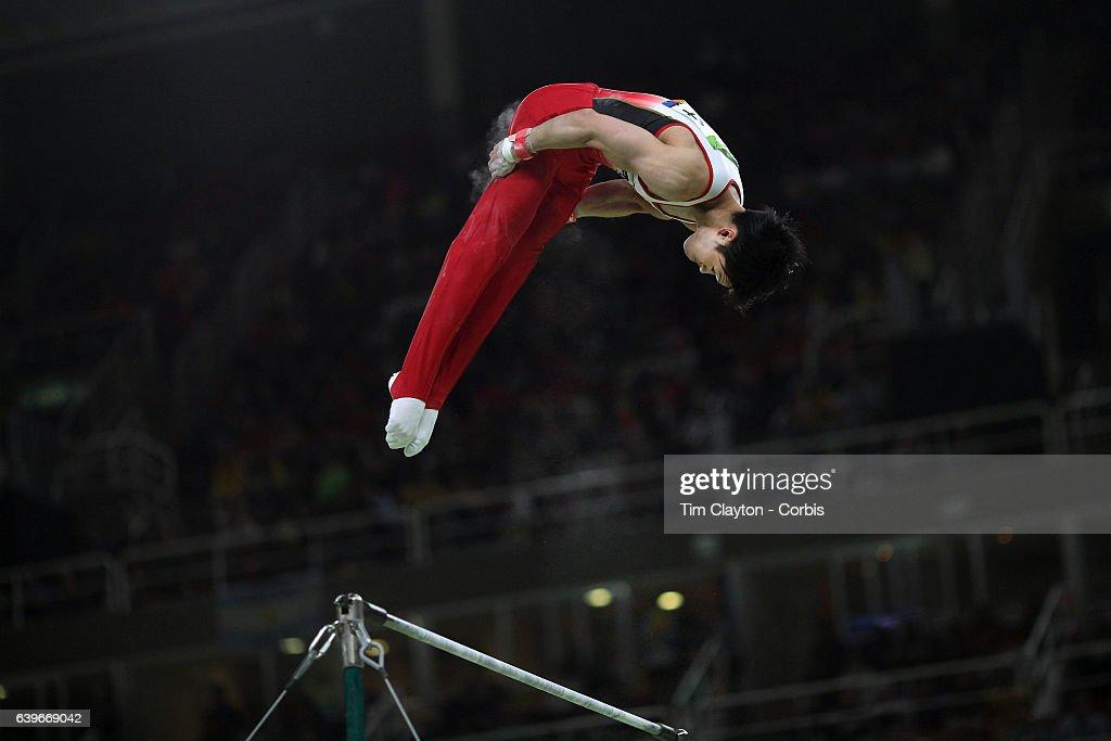 Artistic Gymnastics - Rio de Janeiro Olympics 2016 : ニュース写真