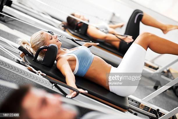 Gimnasia Pilates