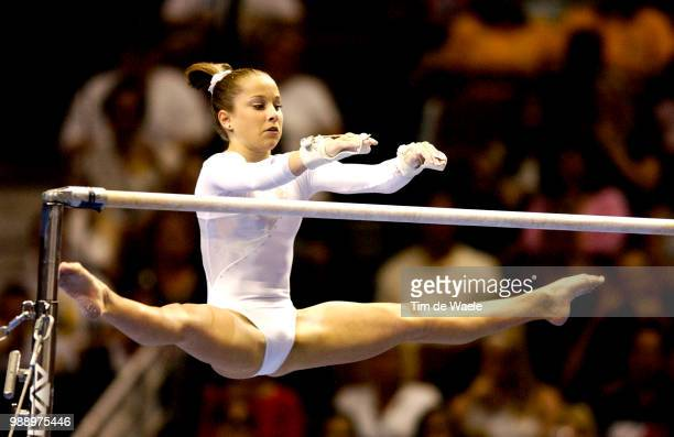 World Championships 2003 /Patterson Carly High Bar Barre Fixe Womens Individual AllRound Final Finale Individuelles General Femmes Championat Du...