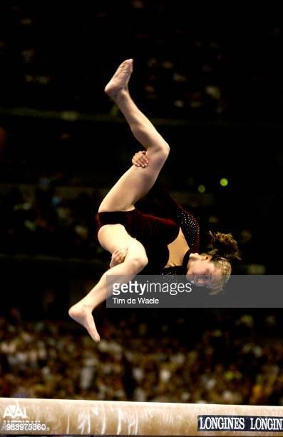 World Championships 2003 /Pavlova Anna Balance Beam Poutre Womens Individual AllRound Final Finale Individuelles General Femmes Championat Du Monde...