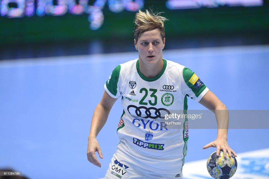 CSM Bucuresti - Gyori Audi ETO KC -  EHF Women's Champions League