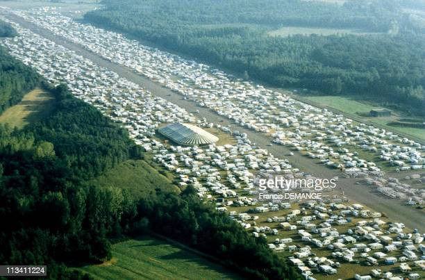 Gypsies In Pilgrimage 'Life And Light' To The Ground Pesmes On August 29th 1993