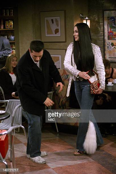 WILL GRACE 'Gypsies Tramps and Weed' Episode 7 Pictured Sean Hayes as Jack McFarland Cher as herself Photo by NBCU Photo Bank