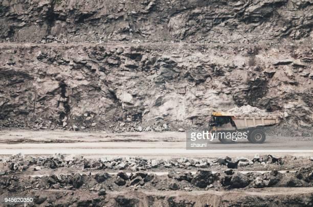 Gypsum Quarry