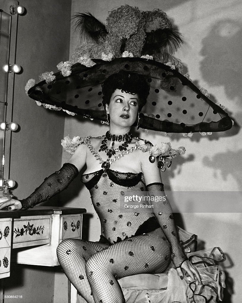 Watch Gypsy Rose Lee video