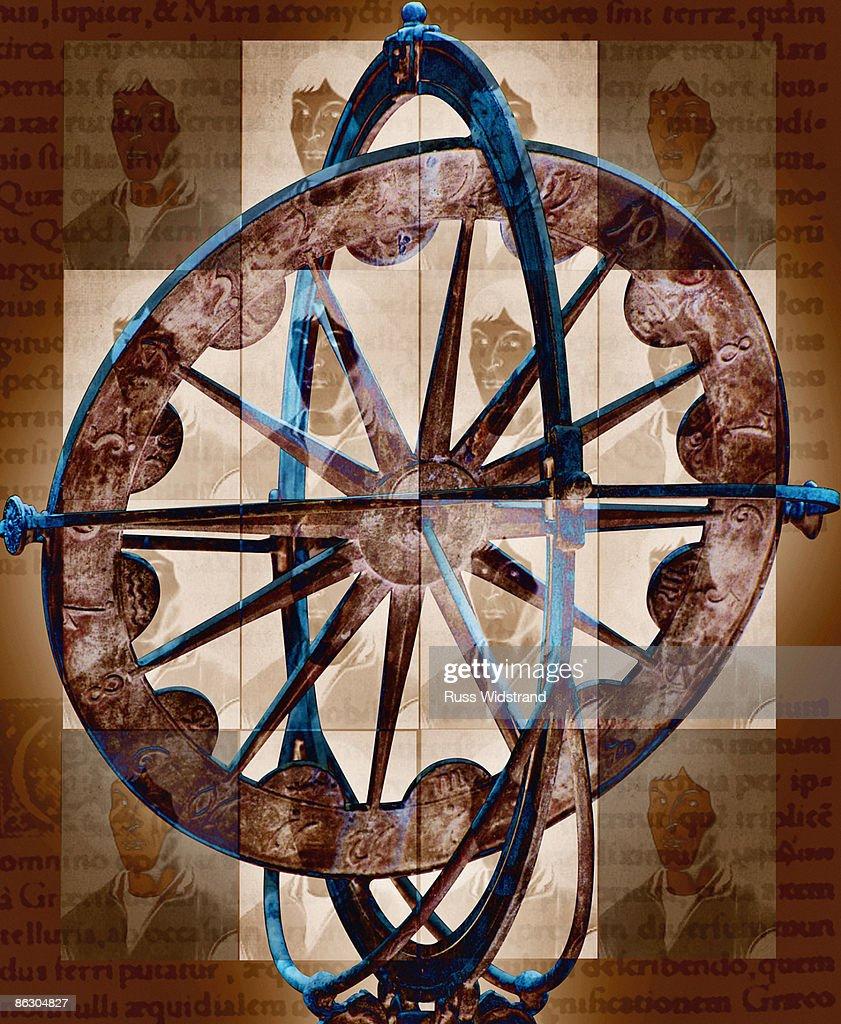 Gyroscope : Stock Photo