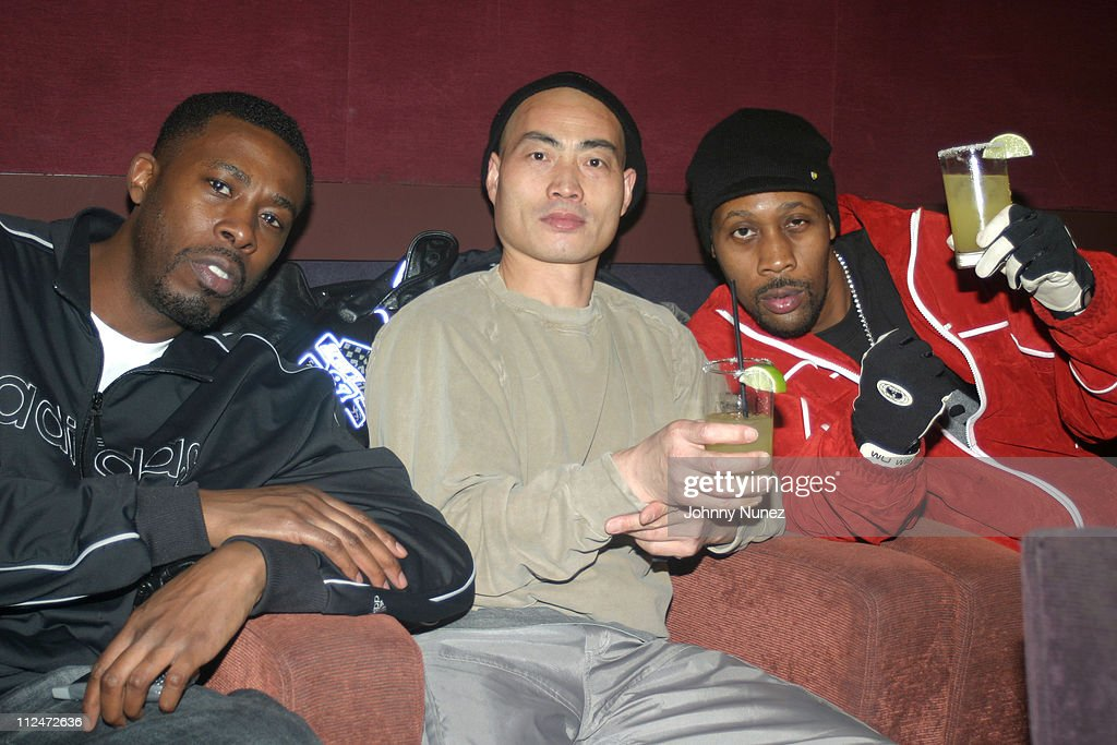 "Rza and Trace Magazine Host ""Kill Bill: Vol 2"" - Private Screening"
