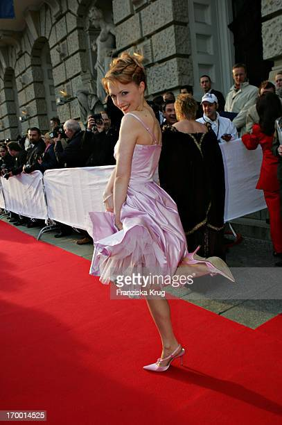 Gzsz Natalie Alison at The Premiere Of 3 Musketeers at Theater des Westens in Berlin