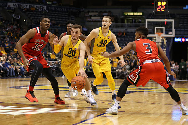 Ncaa Basketball Dec 19 Saint Francis At Marquette Pictures Getty