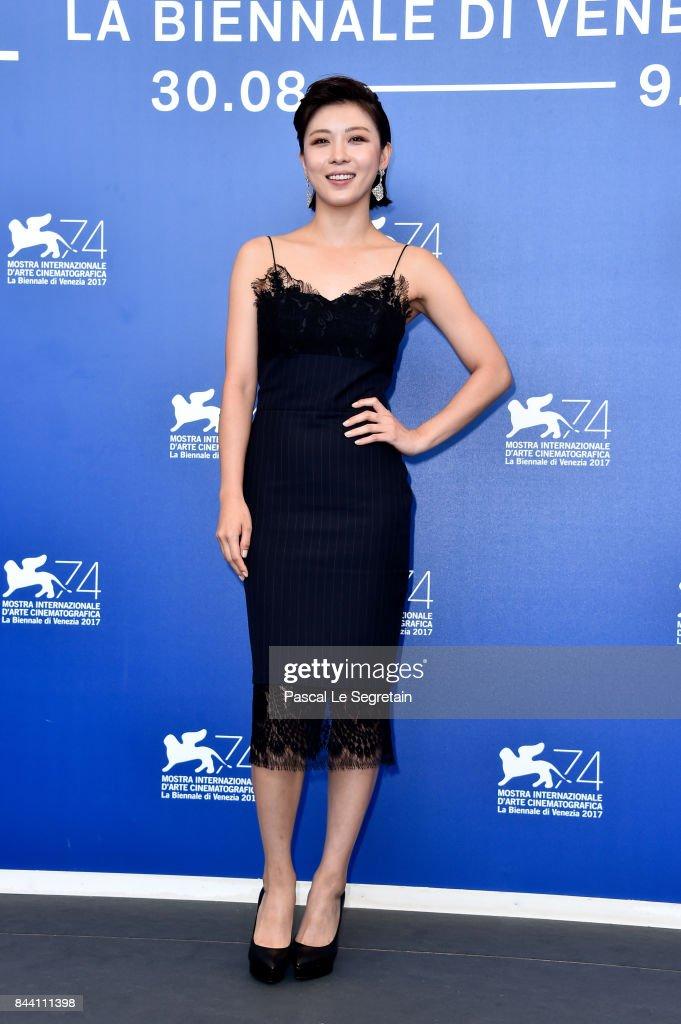 Zhuibu  Photocall - 74th Venice Film Festival