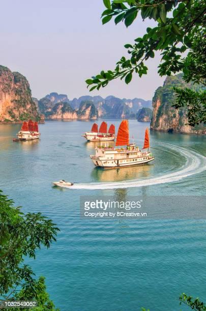 Ha Long bay, Quang Ninh, Vietnam (HaLong)