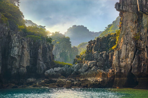 Ha Long Bay's Fairytale Islands