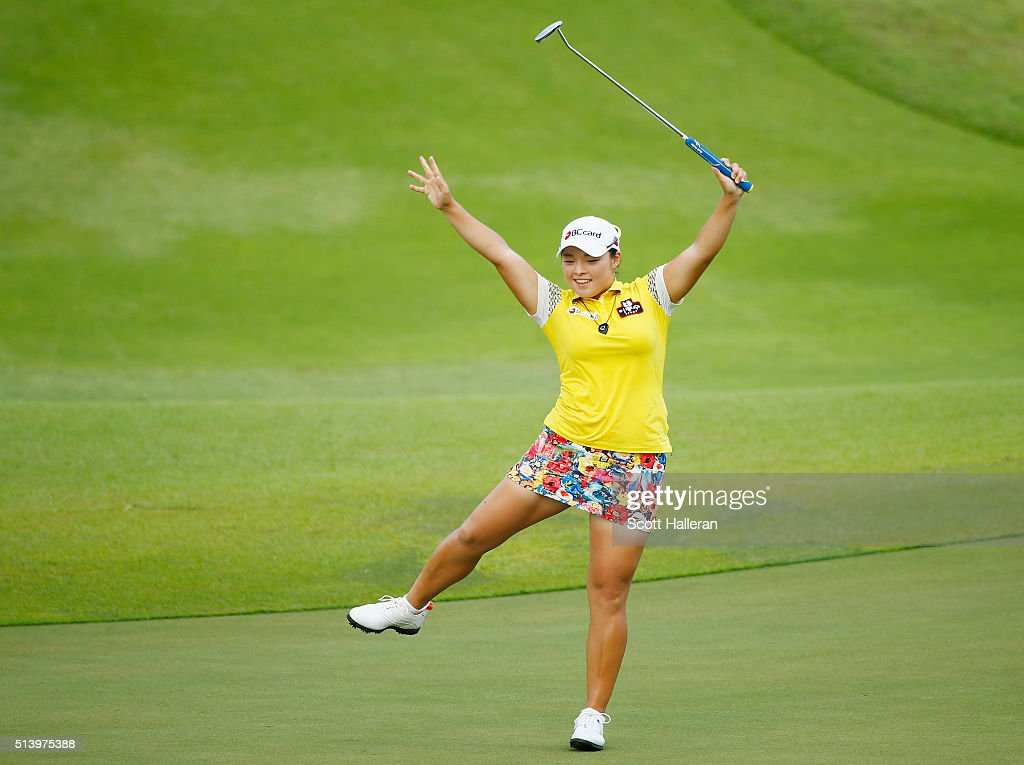 HSBC Women's Champions - Day Four : News Photo