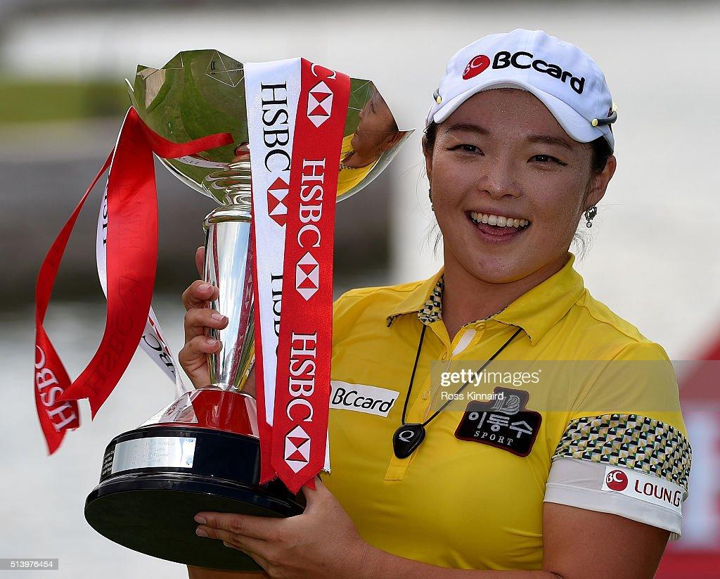 HSBC Women's Champions - Day Four : News Photo