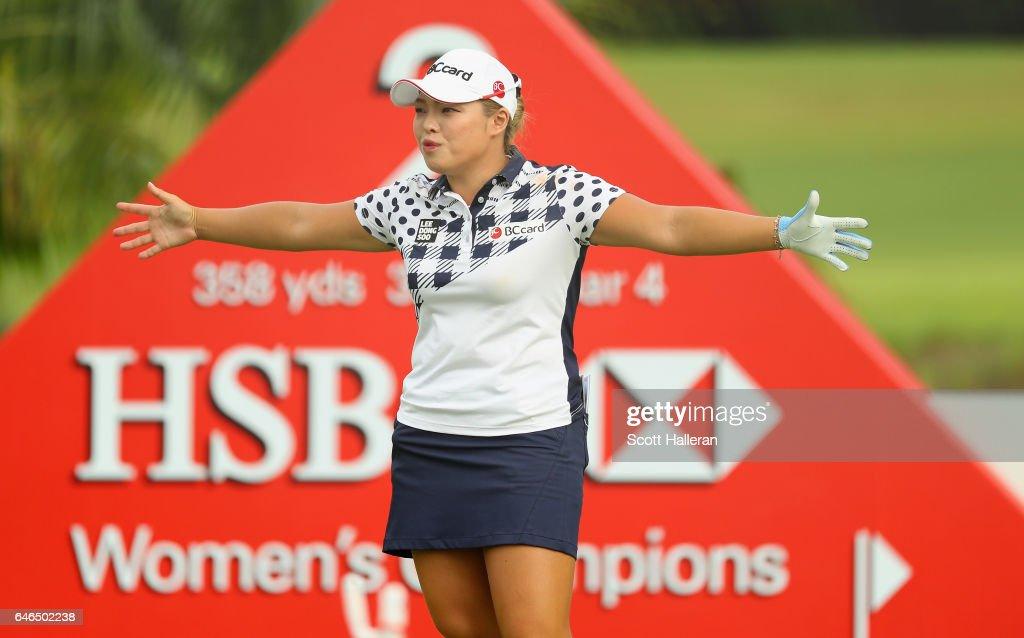 HSBC Women's Champions - Previews : News Photo