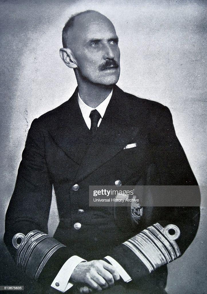 Haakon VII. : Nieuwsfoto's