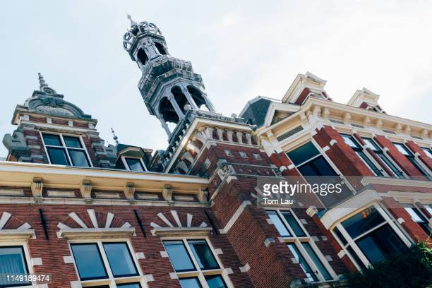 haarlem, netherlands - haarlem stock photos and pictures