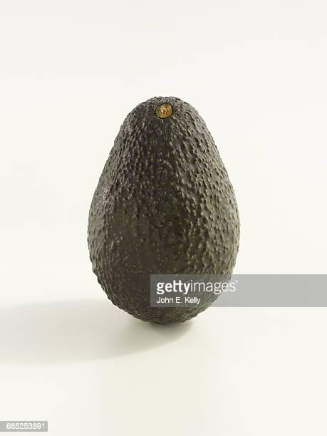Haas Avocado on white