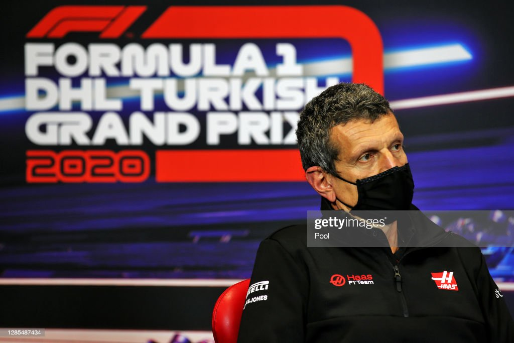 F1 Grand Prix of Turkey - Practice : News Photo