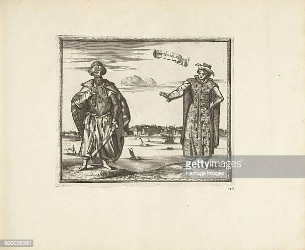 Habitants of Arkhangelsk 1726 Found in the collection of Rijksmuseum Amsterdam Artist Aa Pieter van der