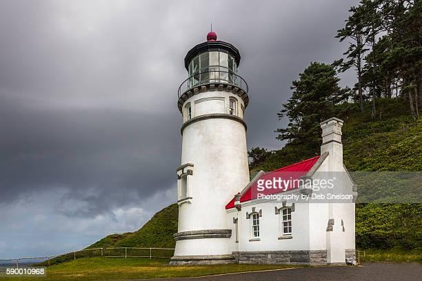 Haceta Head Lighthouse Oregon Coast