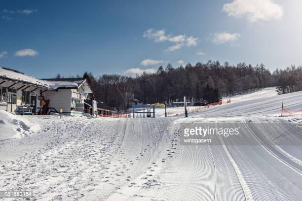 Hachimantai Ski Resort