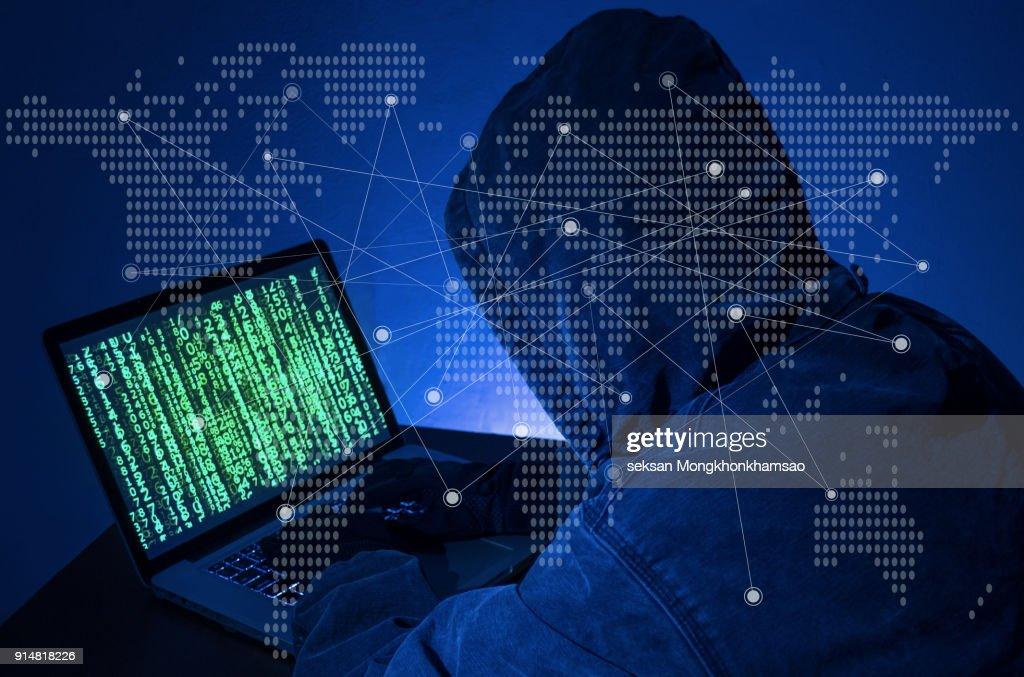 hacker : Stock Photo