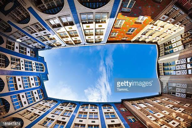 Hackesche Hoefe Berlin, Germany