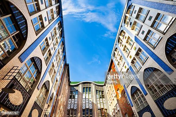 Hackesche Hoefe, Berlin, Deutschland