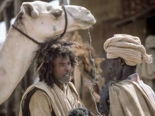 Hadendoa Beja nomads, Sudan