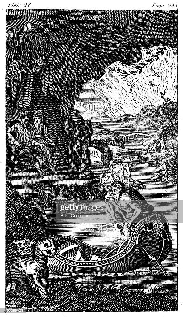 Hades, 18th century. : News Photo