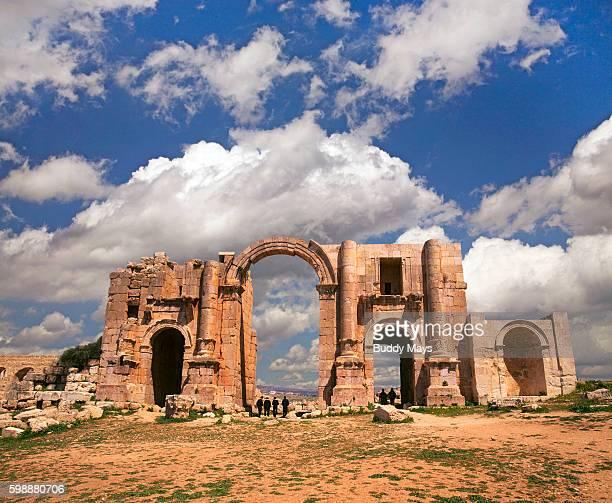 Hadrian's Arch, Jordan