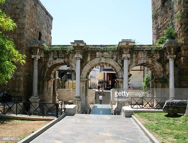 Hadrian's Gate, Antalya - Turkey