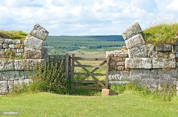 Hadrian's Wall Milecastle 37
