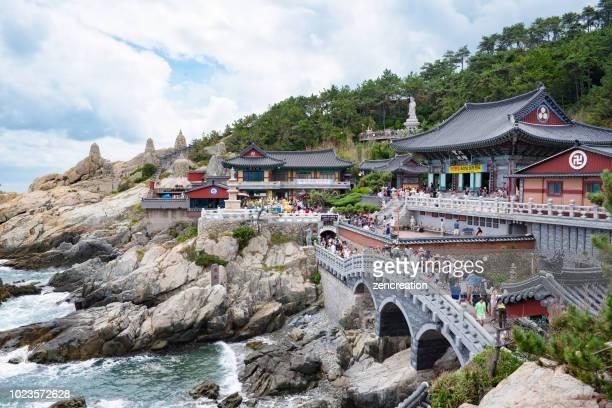 Haedong Yonggungsa Temple,busan,South Korea