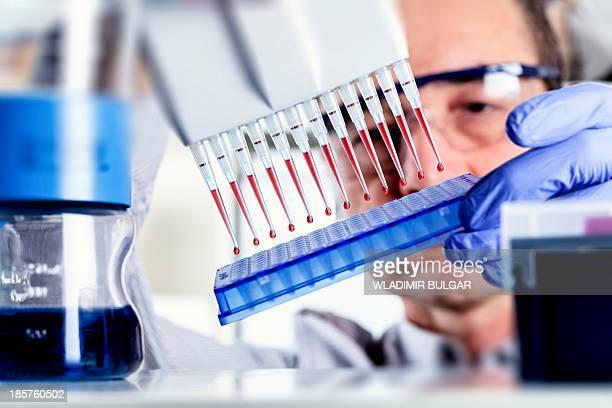 Haematology lab