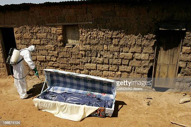 Haemorrhagic Fever Epidemic In The North Of Angola Depuis 6 mois le virus de Marburg cousin du virus Ebola décime le nord de l'Angola après la mort...