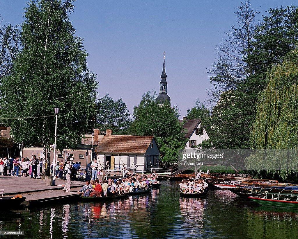 Spreewald 1990-1999 : News Photo