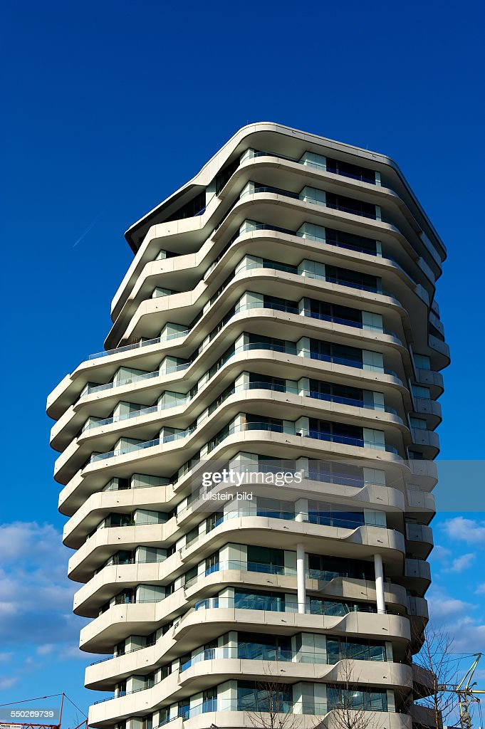 Marco Polo Tower HafenCity Hamburg Pictures | Getty Images