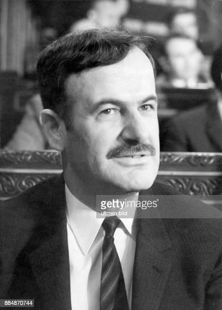 Hafiz alAssad President of Syria
