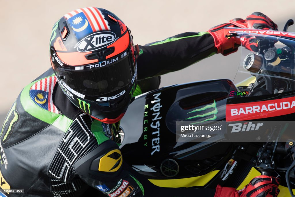 MotoGp of Spain - Free Practice : News Photo