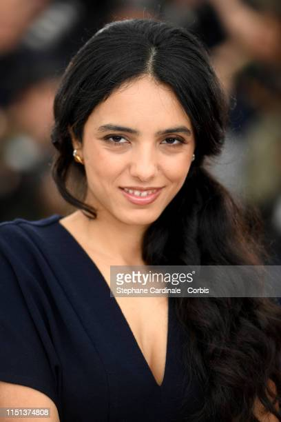 Hafsia Herzi attends the photocall for Mektoub My Love Intermezzo during the 72nd annual Cannes Film Festival on May 24 2019 in Cannes France