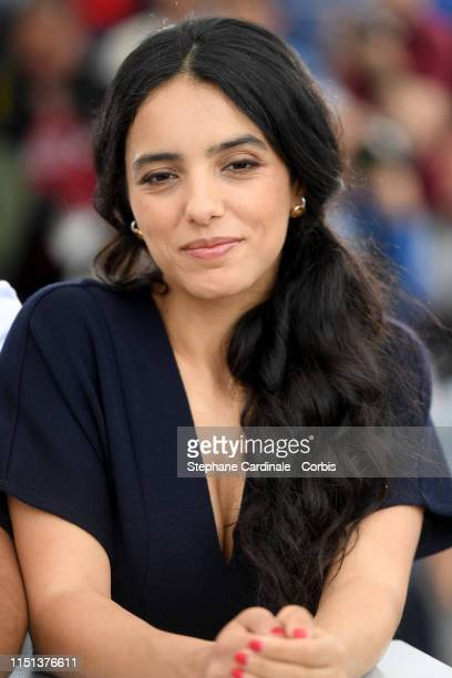 Hafsia Herzi attends thephotocall for Mektoub My Love Intermezzo during the 72nd annual Cannes Film Festival on May 24 2019 in Cannes France