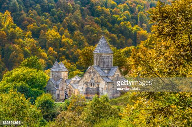 haghartsin monastery - armenia stock pictures, royalty-free photos & images