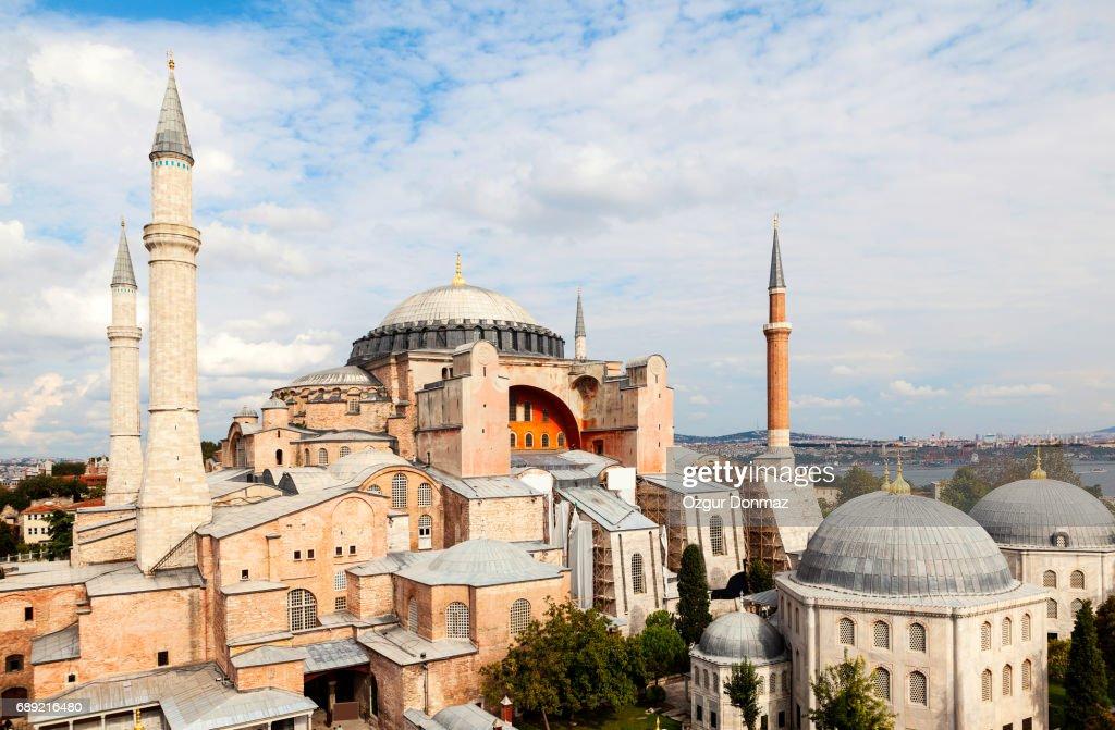 Hagia Sophia, Istanbul : Stock Photo