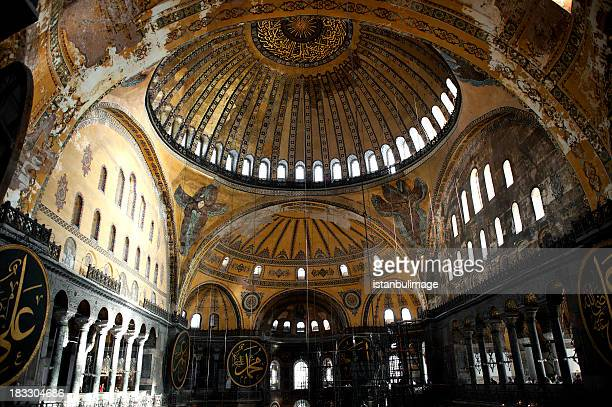 hagia sophia - byzantine stock pictures, royalty-free photos & images